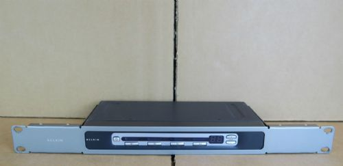 Belkin Omniview Pro 2 F1DA104T - 4 Port KVM Switch
